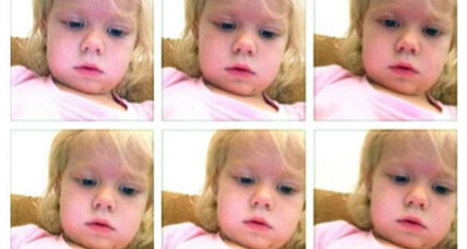 Mama, phone please: Toddlers love selfies