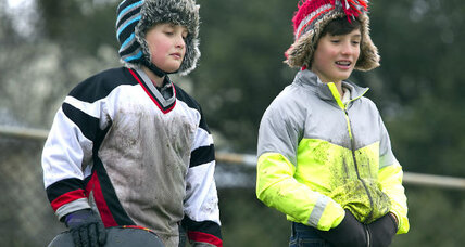 Older sibling interactions can benefit young kids