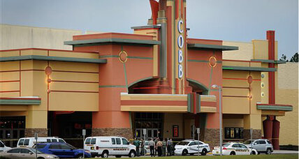 Movie theater shooting: Did a retired cop shoot a fellow moviegoer for texting?