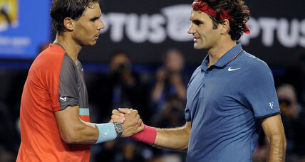 Australian Open: Nadal bests Federer again to reach men's final