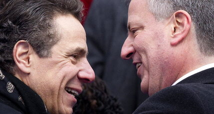 Universal pre-K: What Cuomo-de Blasio tussle means for Democrats' identity (+video)