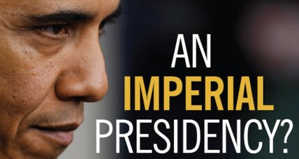Is Barack Obama an imperial president?