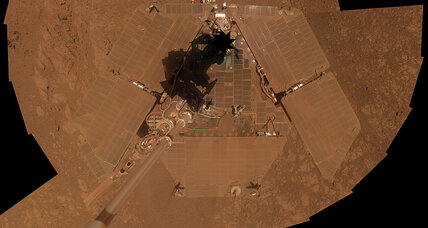 The little rover that could? Opportunity turns 10, keeps on roving.
