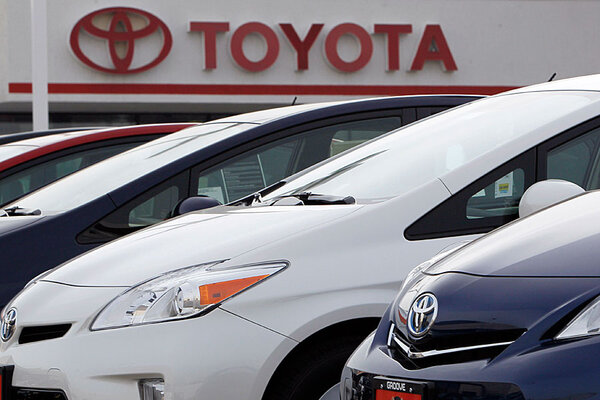 Toyota Prius Among Six Cars Ranked Poor In Crash Test