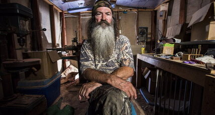 'Duck Dynasty' star Phil Robertson's book sales spike following controversy