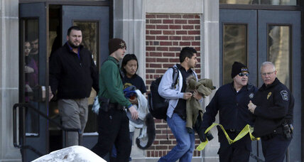 Purdue University shooting: Gunman surrenders after killing on Purdue campus