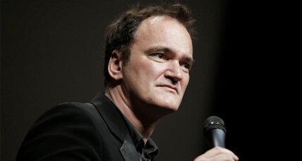 Quentin Tarantino sues Gawker over link to leaked script