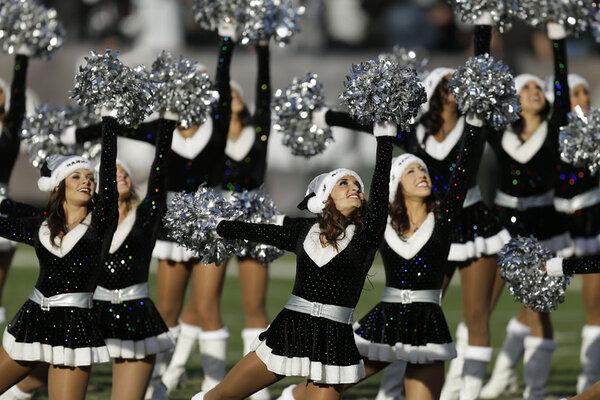 Touchdown Raiderettes Cheerleaders Reach Deal With