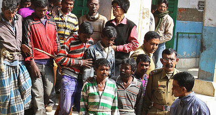 India 'court' orders gang rape: Fourteen men arrested