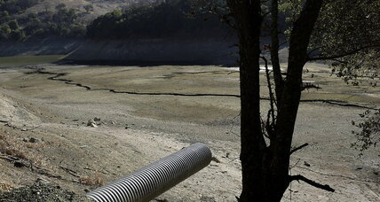 California drought: Scientists puzzled by persistence of blocking 'ridge'