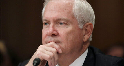 Robert Gates memoir shocks Washington