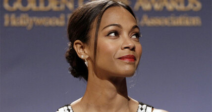 'Star Trek' actress Zoe Saldana will reportedly star in NBC's 'Rosemary's Baby