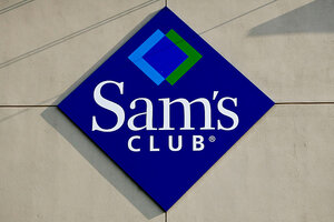 Sam's club manage account