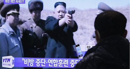 North Korea threat? N. Korea offers warning, holiday truce