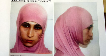 Black widows: Russia hunts for female suicide bombers near Sochi