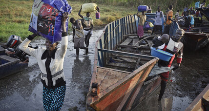 South Sudan: 8 key developments