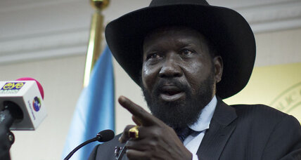 Ceasefire is reached in South Sudan