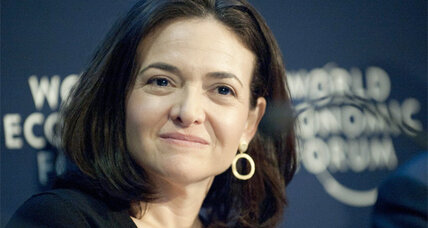 Sheryl Sandberg's 'Lean In' could be adapted as a film
