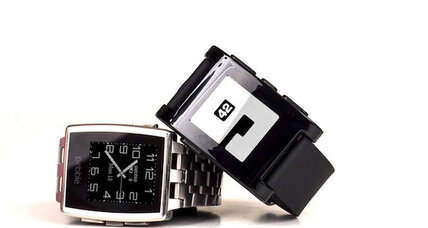 With Steel, Pebble offers a luxury take on the smart watch (+video)