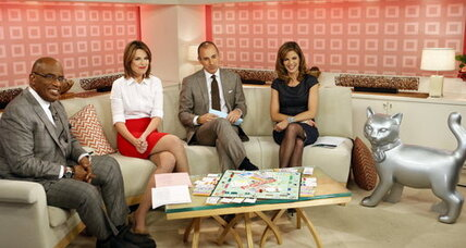 News show exposé 'Top of the Morning' may be adapted as a TV movie