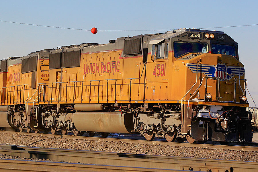 Why trains may switch to natural gas instead of diesel