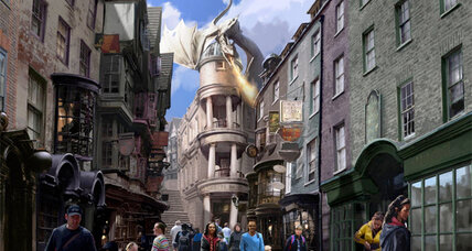 'The Wizarding World of Harry Potter': Here's what to expect from the new theme park section (+video)