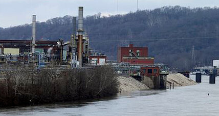 West Virginia spill site was subject of 2010 complaint