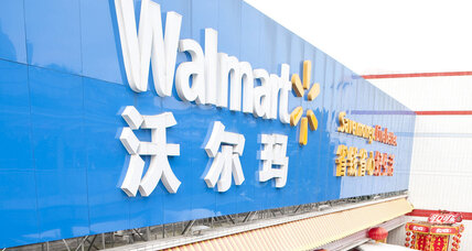 China Wal-Mart surprise: How did fox meat get into donkey products?