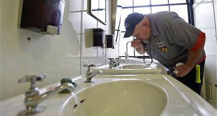 Is West Virginia's tap water drinkable yet?