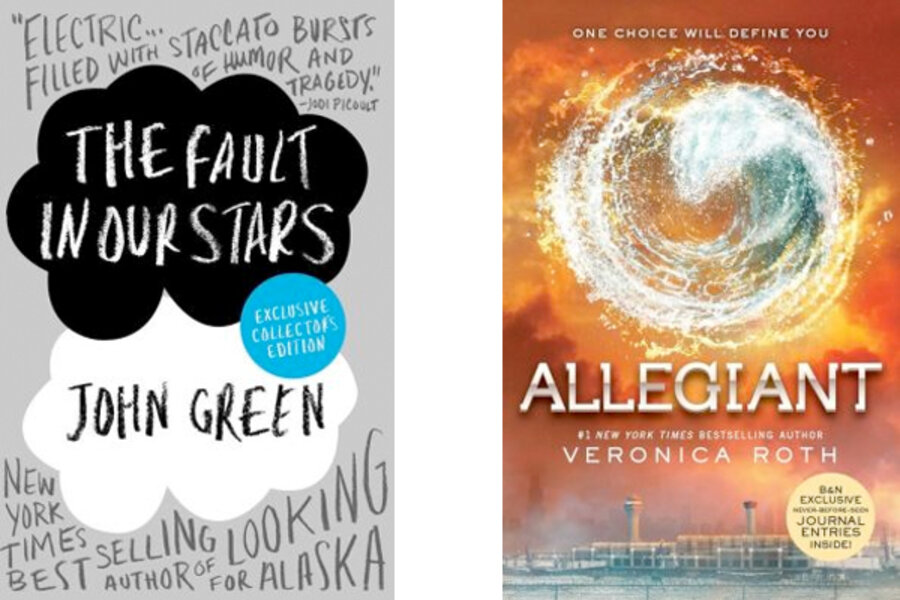 Barnes noble exclusive editions give the struggling company an barnes noble has released exclusive editions of novels such as the fault in our stars and allegiant with bn saying fault has sold the best of any gumiabroncs Choice Image