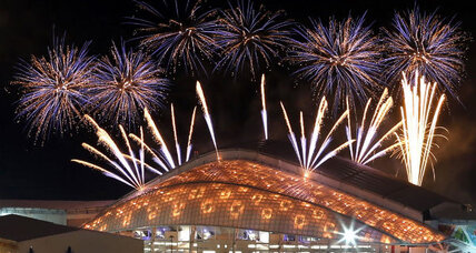 Sochi opening ceremony: from Peter the Great to Putin