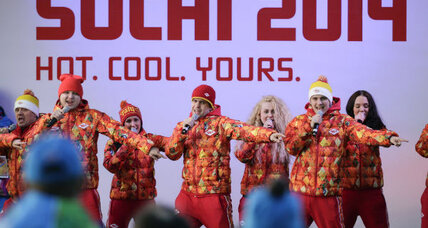 'Hot.Cool.Yours.' Decoding Russia's Sochi Olympic slogan