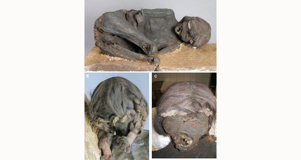 Mummy of a young Inca woman suggests ritual homicide