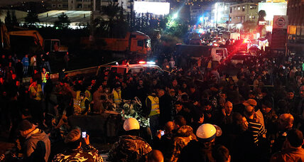 Suicide bomb outside Beirut leaves Hezbollah, Lebanese forces looking helpless