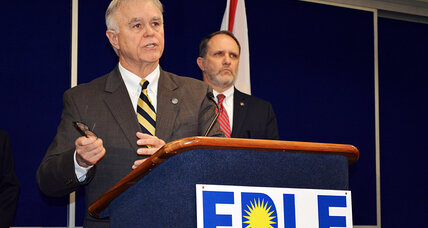 Evidence-tampering suspected at crime lab; Florida reviews drug cases (+video)