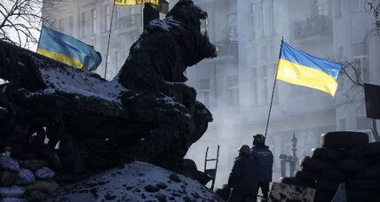 Would Western aid to Ukraine be a setback?