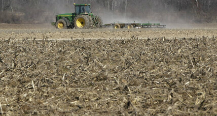 Farm bill, check! Is Congress, at last, finding a way to do its work?
