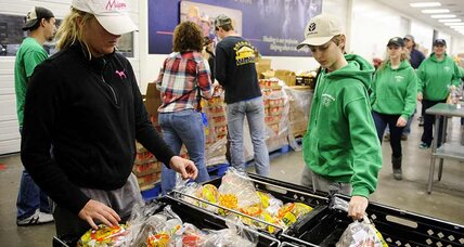 Does slicing $8 billion from food stamps cut to bone or just trim some flab (+video)