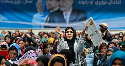 4 questions to ponder ahead of Afghanistan's presidential election (+video)