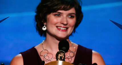 Sandra Fluke running for Congress. What will Rush Limbaugh say?