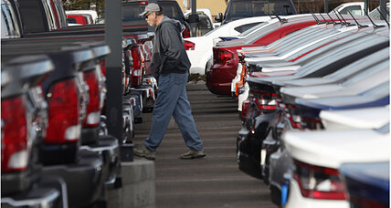 U.S. vehicle recalls hit a nine-year high. Who had the most?