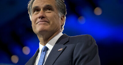 Why all the buzz about Mitt Romney 2016?