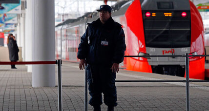 Sochi Olympics terror threat: How does it feel on the ground?