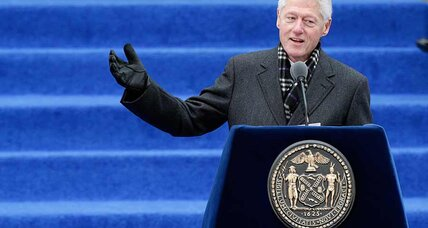 Senate Democrats to plot strategy ... with Bill Clinton?