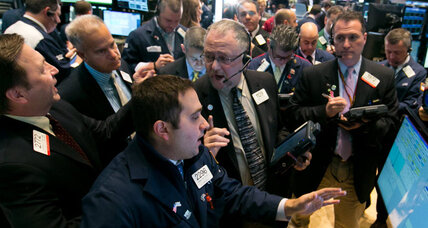 Stock market jitters: After last year's record run, are you surprised? (+video)