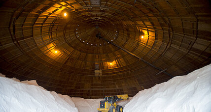 Salt shortage hits winter-stricken Ohio