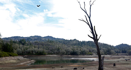 In California drought, a message to consumers: Water is power (+video)