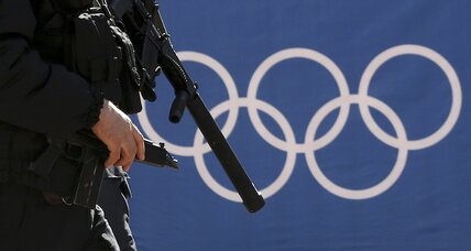 What is Russia's security plan for Sochi Olympics?