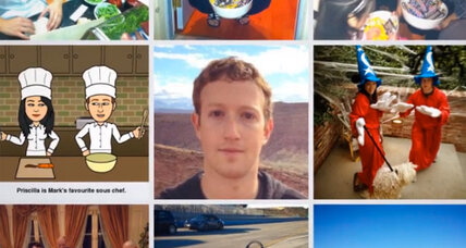 Facebook Look Back: Nostalgia gone viral (+video)