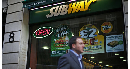 Subway chemical, also in yoga mats, removed from sandwich bread (+video)